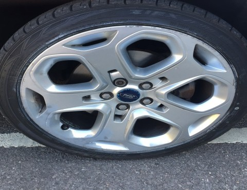 Alloy Wheel Repair Hampshire