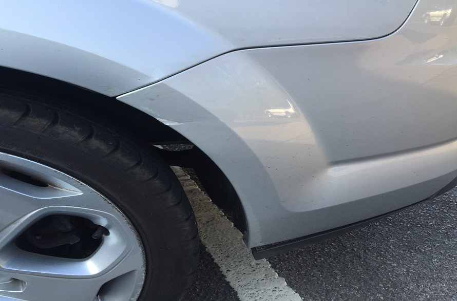 Hampshire Car Repairs For Accidents