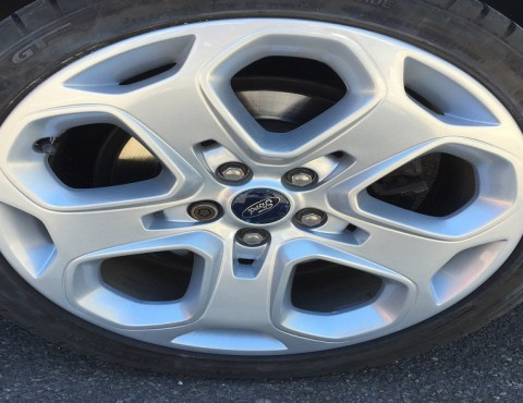 Alloy Wheel Repair Chandlers Ford