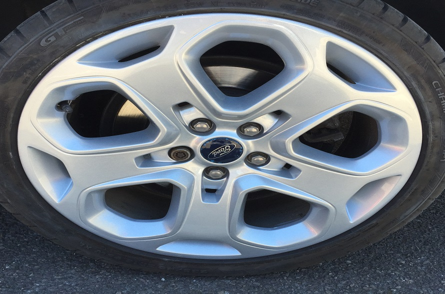 Alloy Wheel Repair Chandlers Ford